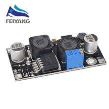 10 قطعة XL6019 (ترقية XL6009) التلقائي خطوة المتابعة تنحى DC DC قابل للتعديل محول وحدة امدادات الطاقة 5 32 فولت إلى 1.3 35VHEI