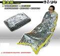 Ao ar livre saco de dormir de emergência de emergência/radiação/emergência/resgate isolamento saco térmico saco de isolamento