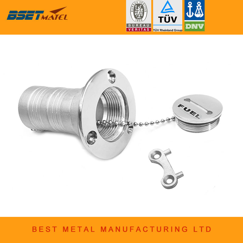38 or 50mm Boat Hardware Fuel Deck Filler 316 marine grade stainless steel Key Cap boat accessories Socket yacht Caravans1.5 2 накладной светильник mw light аква 509022801