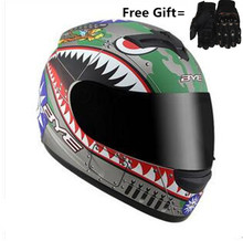 FREE Gift gloves BYE LOGO Full Face Black Street Bike Motorcycle Helmets [DOT] (Small, Matte Black) S M L XL XXL size