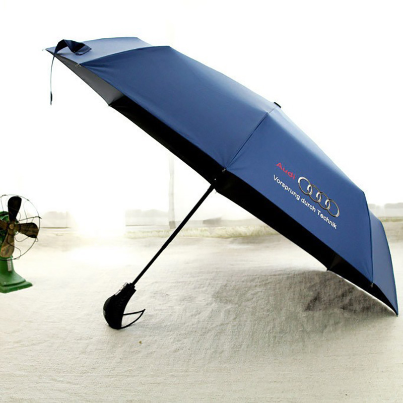 2017 New Fashion High Quality Audi Big Umbrellas fashion oversize black parasols men automatic business windproof male Umbrella