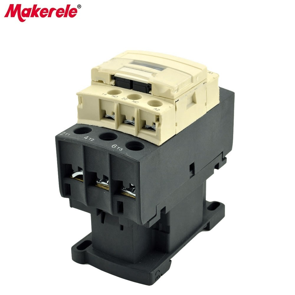 Lc1 D25 M7c 3p No Nc Telemecanique Ac Contactor 220v Single Phase Wiring Manufactuer Direct Sale Electric In Contactors From Home Improvement