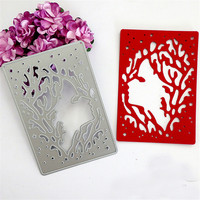 About angel girl Metal decorative Cutting Dies template for DIY Scrapbooking photo album Metal Craft paper card XS-064
