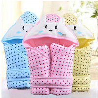Free Shipping 2016 100% cotton Quited baby holds parisarc Newborn baby blankets supplies newborn holds plus cotton Sleeping bag