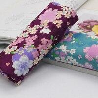 Bronzing rabbit Japan imported bronzing fabric Japanese hefeng cotton clothing fabric DIY hand fabric