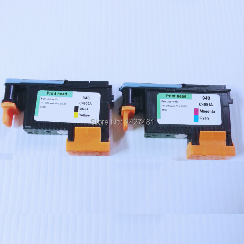 YOTAT 1set remanufactured 940 printhead for HP 940 HP940 print head for HP 8000 8500 in Ink Cartridges from Computer Office