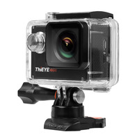 ThiEYE Action Cam 4K WIFI 4X Zoom Full HD 1080P Go Waterproof Mini Helmet Sports Camara