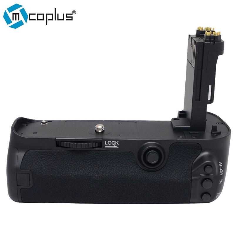 Prix pour Mcoplus BG-5DIII Verticale de Batterie Holder Grip pour Canon 5D Mark III Caméra 5D3 Remplacer comme BG-E11 LP-E6 Meike MK-5DIII