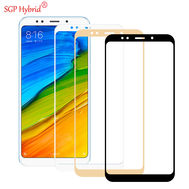 For Xiaomi Redmi 5 Plus Case Cover Tempered Glass For Xiaomi Mi A1 5 6 note 3 on Redmi Note 3 4 5 .pro 4x 4a 5a Protective Film