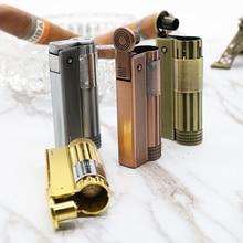 цена на lighter gasoline Kerosene Lighter Gasoline Petroleum Lighter Refillable Gasoline Cigarette Metal Retro Men Gadgets Not IMCO