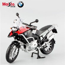 maisto 112 childrens r1200gs metal diecast mini moto race cars collectible miniature boys kids toys models of motorcycles