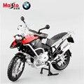 Maisto 1:12 r1200gs metal diecast para niños mini moto de carreras de coches de colección en miniatura niños juguetes de los niños modelos de motocicletas
