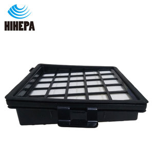 Image 4 - 2pcs HEPA Filters for Philips Easylife FC8071/01 FC8140 FC8141 FC8142 FC8143 FC8144 FC8146 FC8147 FC8148 Vacuum Cleaner Parts