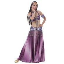 a0c100cd94c50 2018 Yeni Renk Değişikliği Etek Oryantal Dans Elbise Oryantal Dans  Kostümleri Oryantal Oryantal Dans Sahne Performansı