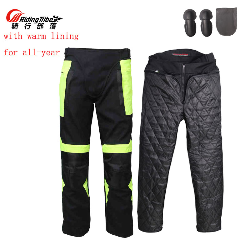 Riding Tribe Mesh Fabric HP-07 Men Motorcycle Pants Detachable Warm Lining Moto Motocross Reflective Trousers Knee Hip 3PCs CERiding Tribe Mesh Fabric HP-07 Men Motorcycle Pants Detachable Warm Lining Moto Motocross Reflective Trousers Knee Hip 3PCs CE