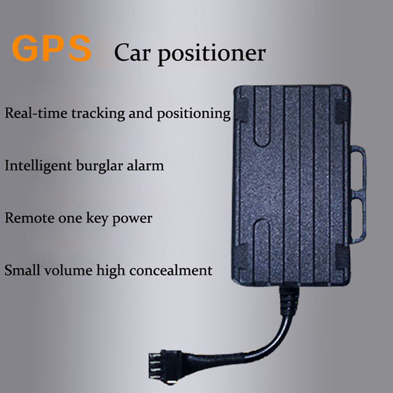 Waterproof Car GPRS GSM GPS Tracker Mini Satellite Locator for Car Auto Vehicle Tracker Motorcycle Real-time Tracking Tracking car gprs gps tracker real time vehicle locator waterproof ip66 gps 5m positioning accuracy tracking device gps tracker
