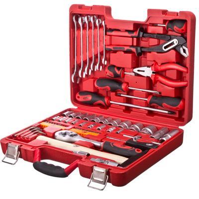 66 pcs tool combination torque wrench bicycle car repair tool set ratchet soc. Black Bedroom Furniture Sets. Home Design Ideas