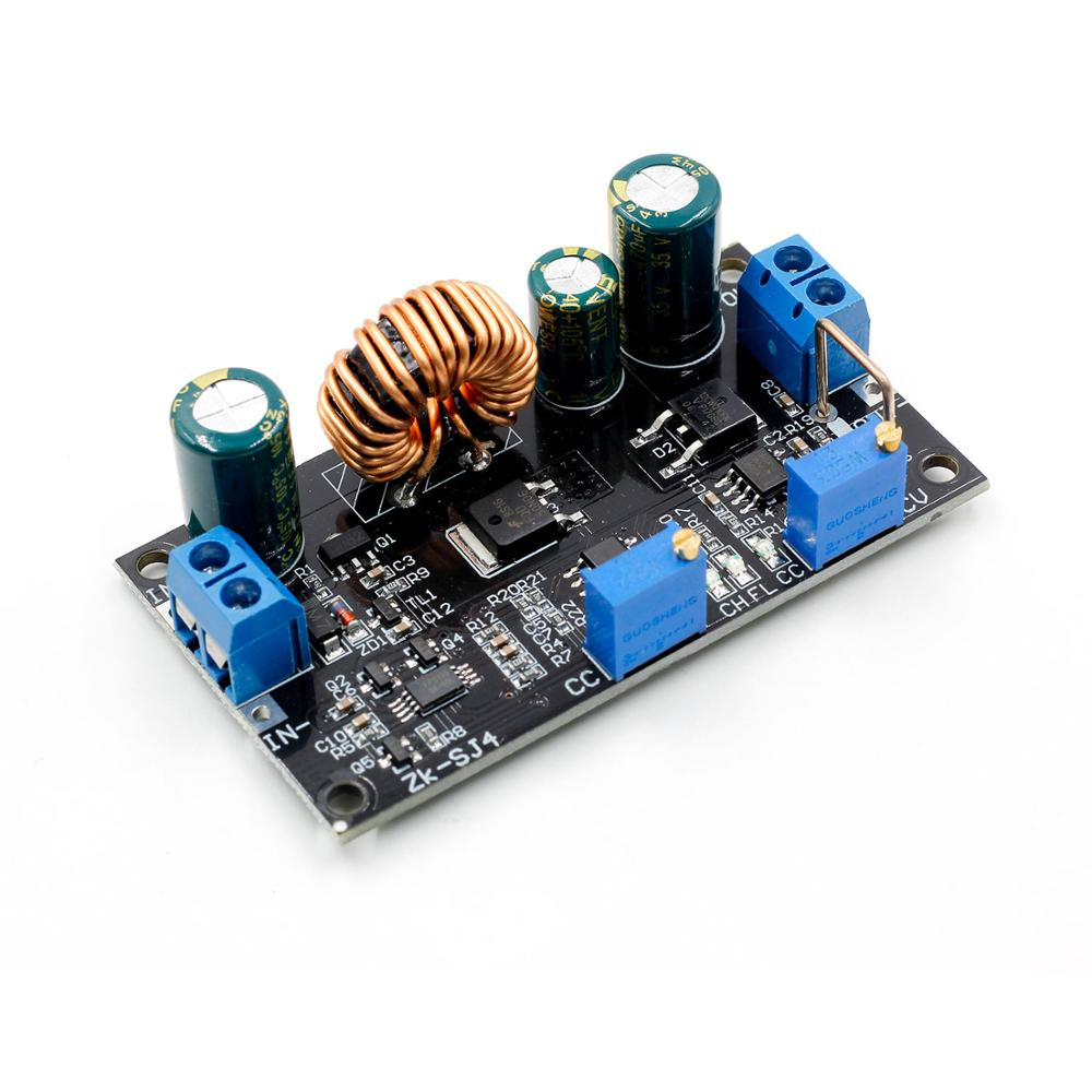 Image 2 - 4.8 30V Solar Charger Charging Controller DC DC Voltage Adjustable Step Up and Down Automatic Boost/Buck Converter Power Module-in Integrated Circuits from Electronic Components & Supplies