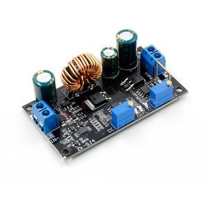 Image 2 - 4,8 30V Solar Ladegerät Lade Controller DC DC Spannung Einstellbar Schritt Up und Unten Automatische Boost/buck Converter Power Module