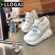 Super High Heels Platform Shoes Casual Women Shoes