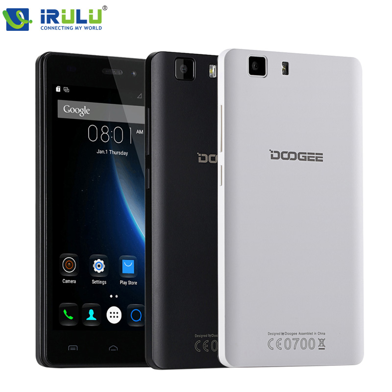 Original Doogee X5 Pro Android 5 1 MTK6735 Quad Core Mobile Phone 4G Smartphone 5 0