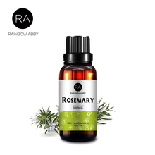 Pure Natural 30ml Rosemary Essential Oil Helps to Treat Headaches Balance Grease Improve Dandruff Rosemary Aroma Oil c willeby rosemary