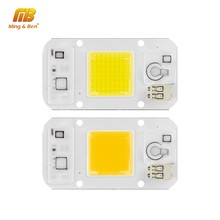 2PCS LED COB Chip Dimmable 20W 30W 50W AC 230V 110V Smart IC DIY For LED Floodlight Spotlight No Driver High Quality LED Beads(China)