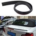 Para BMW E46 E60 E90 E92 F10 F30 falso Fibra De Carbono Asa Traseira Tronco spoiler