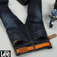 CONNER LEE Fashion men jeans Casual skinny jeans brand clothing denim pants men's jean mens pantalones vaqueros hombre 1825