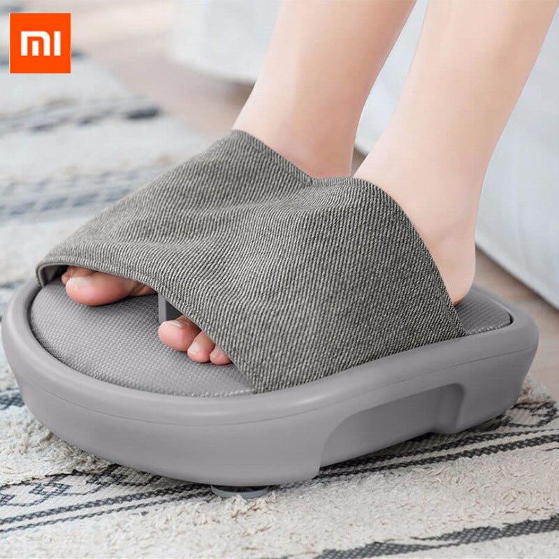 Xiaomi LERAVAN 3 niveaux Pétrissage 3D Obtenir Tête De Massage Massage des Pieds Body Relax Muscle Massage par Pression D'air Compresse Chaude Thérapie