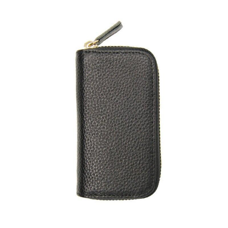 2019 Neue Mode Pu Leder Schlüssel Brieftasche Karte Halter Business-organizer Haushälterin Keychain Geldbörsen Männer Frauen Tasche Auto Schlüssel Tasche