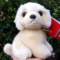 Cute Plush Dog Kids Toys Simulation Animal Toy Golden Retriever Labrador Doll Holiday Gift