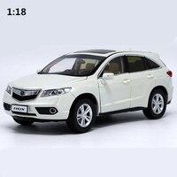 Высокая моделирования HONDA ACURA RDX модель автомобиля 1:18 advanced сплав коллекция игрушка автомобиля, литья под давлением Металл Модель, бесплатная