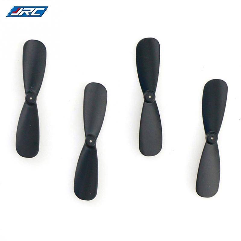 все цены на JJR/C H49-03 H49WH Mini RC Quadcopter Drone Accessories Original Spare Parts Propeller Blades +Propeller Separator 4pcs онлайн