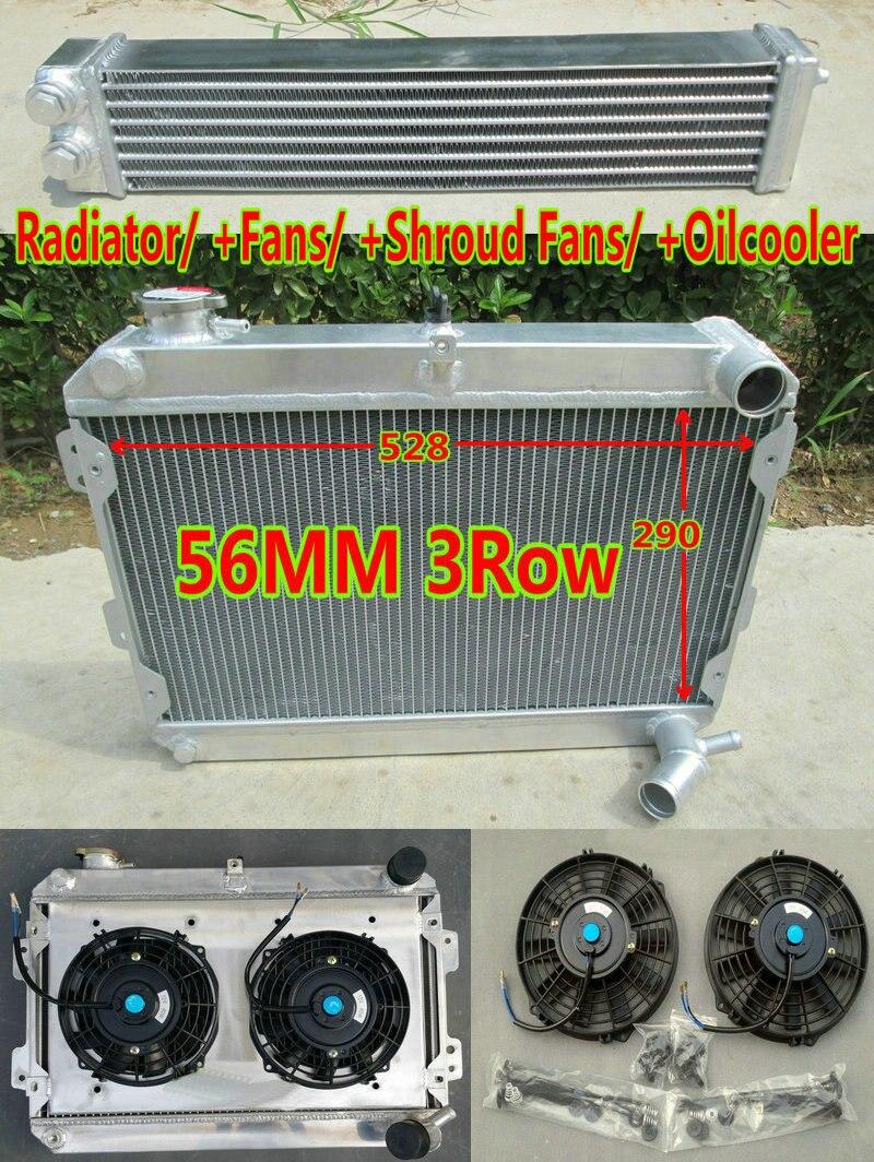 Aluminum Radiator For 2003-2005 Dodge Neon SRT-4 L4 2.4L Turbocharged Manual