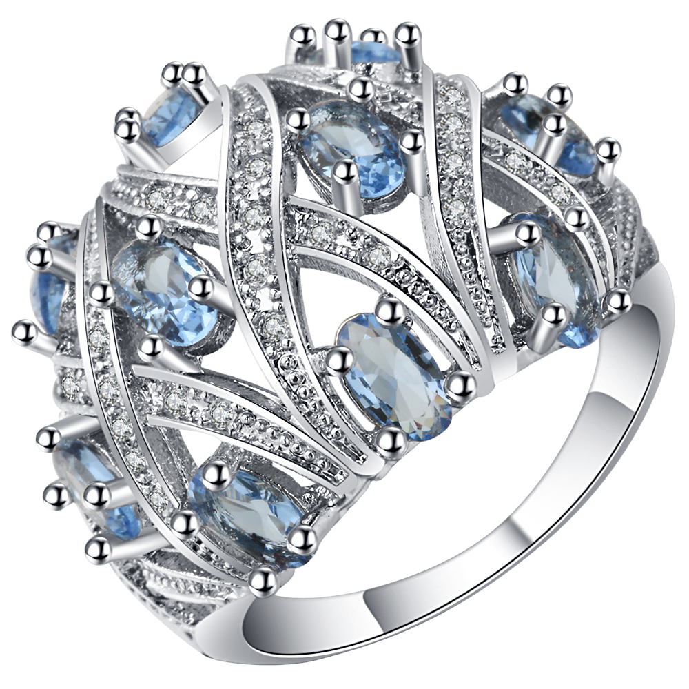 Online Buy Wholesale big wedding ring from China big wedding ring