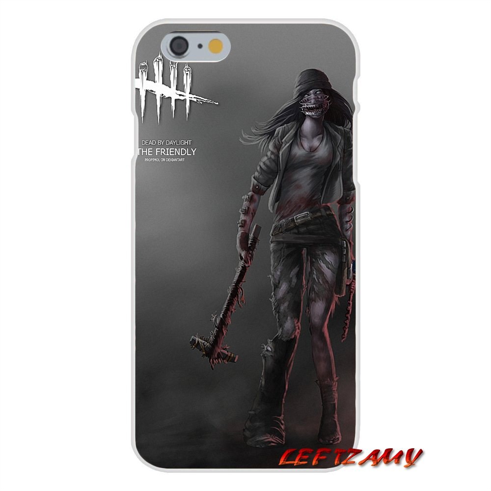 Accessories Phone Cases Covers For Sony Xperia Z Z1 Z2 Z3 Z4 Z5 compact M2 M4 M5 E3 T3 XA Aqua horror Dead by Daylight Flexible
