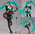 Hatsune Miku Anime Figure Figma 200 Juguetes PVC Action Figure Collectible Brinquedos Model Doll Kids Toys 14cm