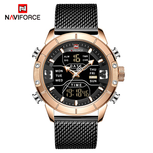 Image 2 - Men Watch Top Luxury Brand Fashion Casual Quartz Wrist Watches Mens Waterproof Military Army Sport LED Clock Relogio Masculino