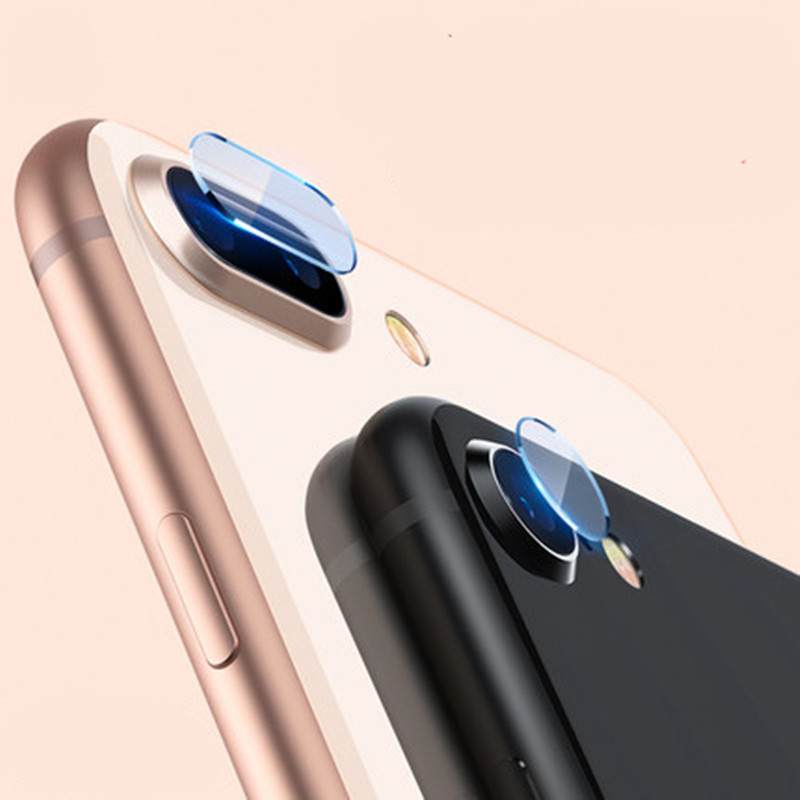 Clear Back Camera Lens Screen Protector Protective Film Tempered Glass For IPhone XS Max X XR 8Plus 7Plus 8 7 Plus 6 6S