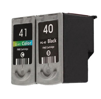 PG 40 CL 41 Ink Cartridge For Canon PG40 CL41 Pixma IP2200 IP1800 MP160 MP180 MP210