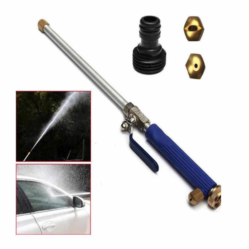 בלחץ גבוה מים אקדח כוח מכונת כביסה זרבובית תרסיס מים צינור שרביט קובץ מצורף DropShipping
