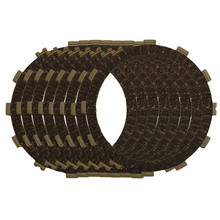 Motorcycle Engine Parts Clutch Friction Plates Kit For Honda CR250R CR 250R CR250 R CR 250 R 1983-2007 #CP-00037