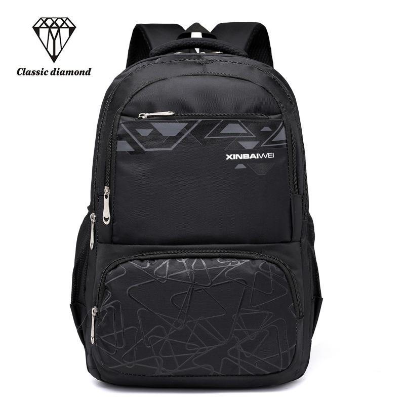 High capacity men and women backpacks 2018 preppy style school Bag student waterproof school bag 15.6 inch laptop mochila bolsas ...