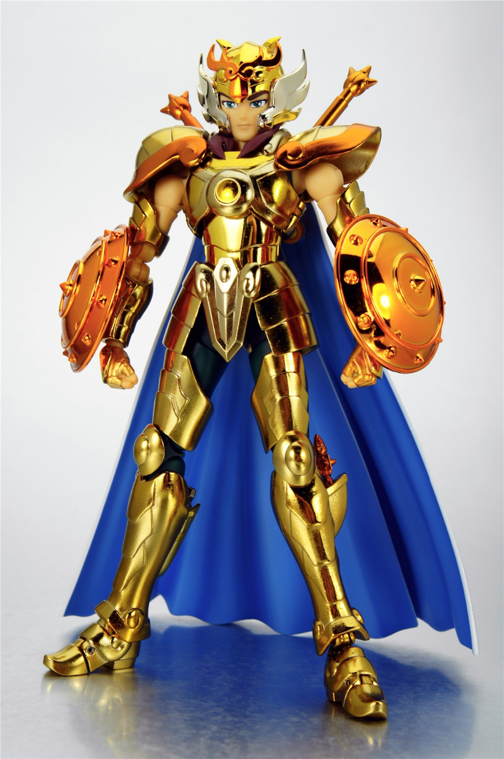 IN STOCK CS Overspeed Ex 2.0 Saint Seiya Libra Dohko EX Myth Cloth Metal Armor Action Figure Toy cmt aurora model cs model saint seiya oce ex libra dohkor action figure cloth myth metal armor