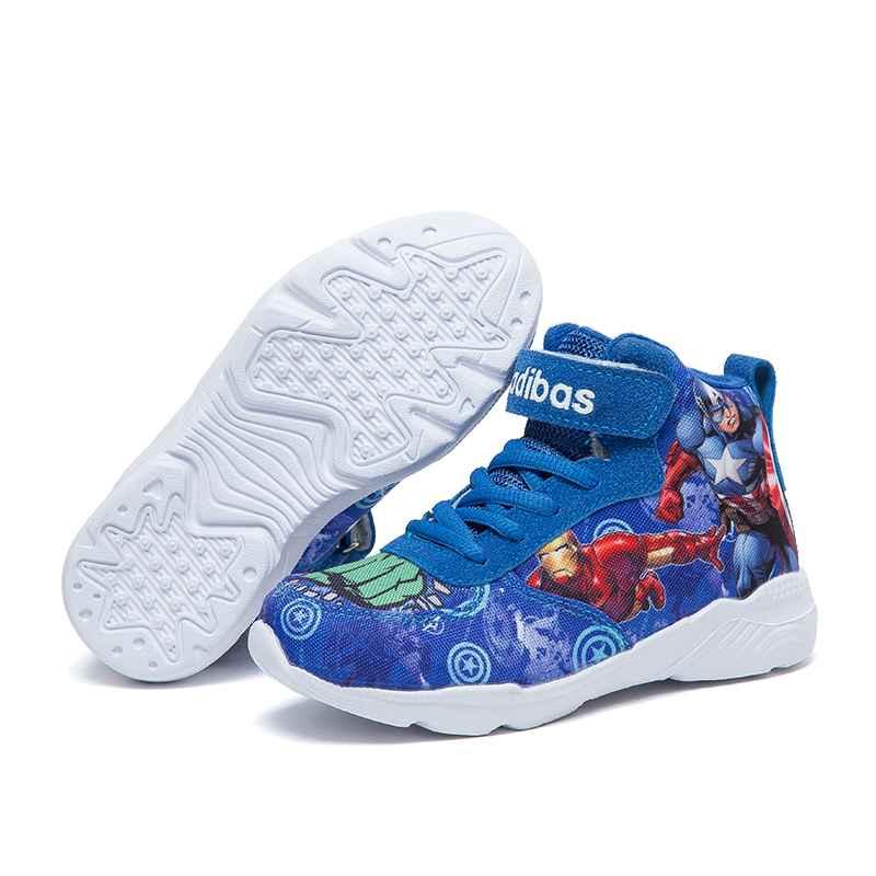 cda9187cc67d3 Chargeingfunds enfant baskets garçon basket chaussures de course les ...