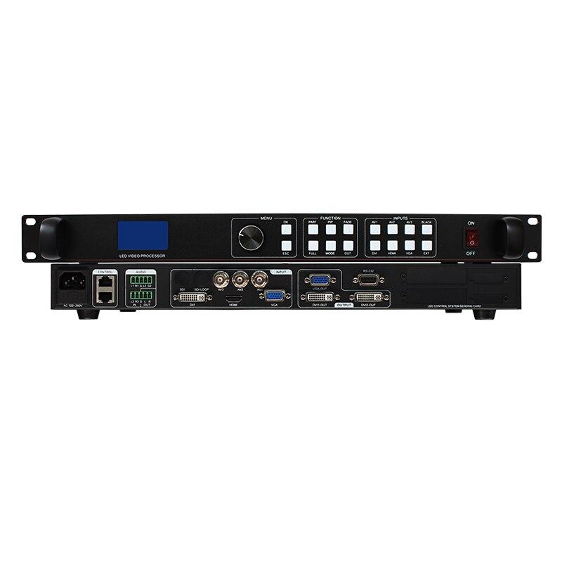 Livraison gratuite prix usine lvp613 processeur numérique couleur led écran d'affichage vidéo scaler comme vdwall processeur