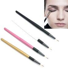 1 PC Eyeliner Brush Makeup Brush Eyeliner  Professional Make Up Brush tool