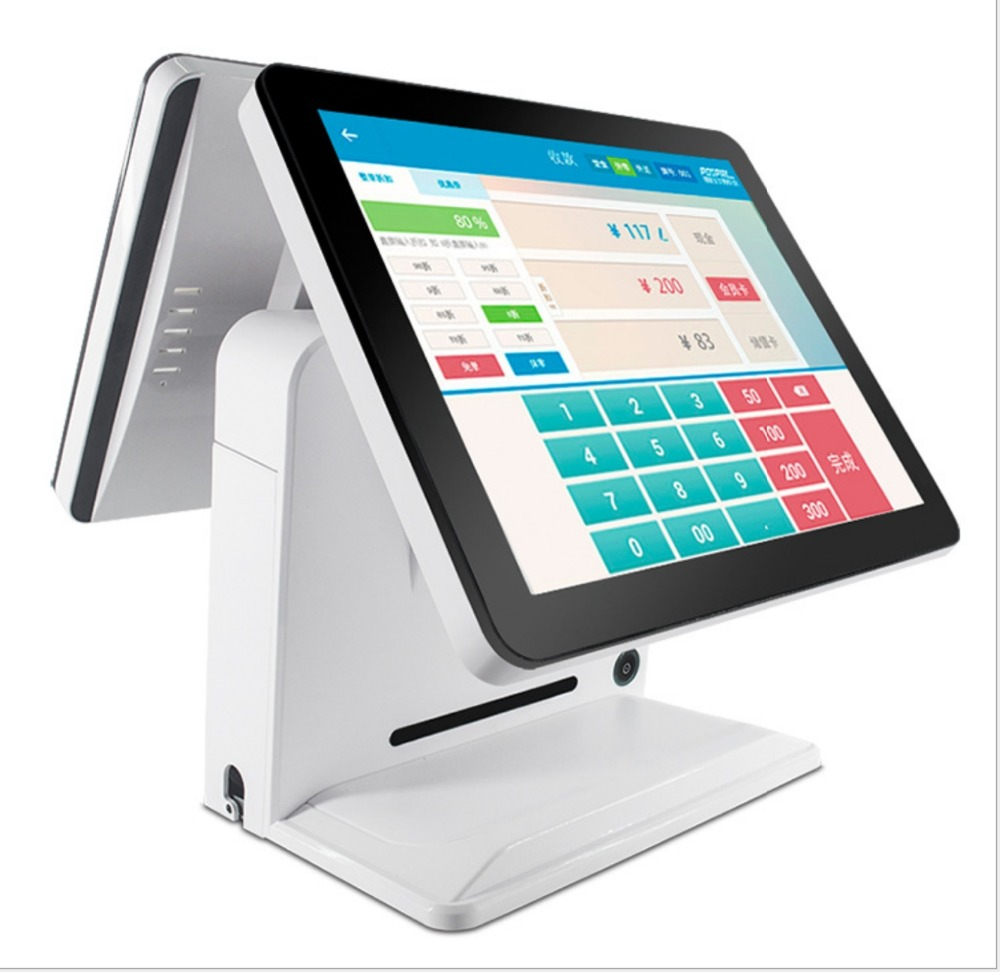 15 Inch Touch Screen For Retail /Restaurant POS System All In One Pc
