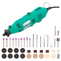 Pro'sKit PT-5501G Adjustable Speed Soft Shaft Electric Grinder Engraving Pen Electric Drill Variable Speed Rotary Repairing Tool